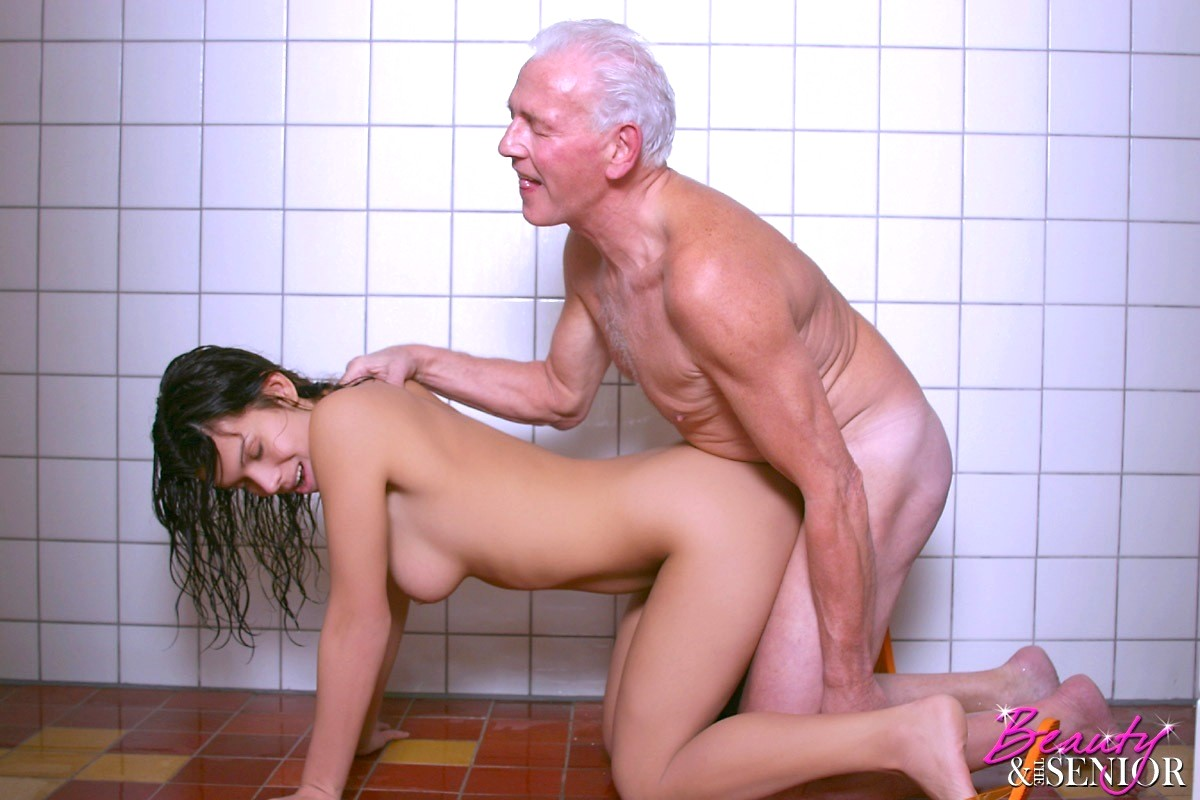 Old Couple Fuck Young Unexpected Practice With An