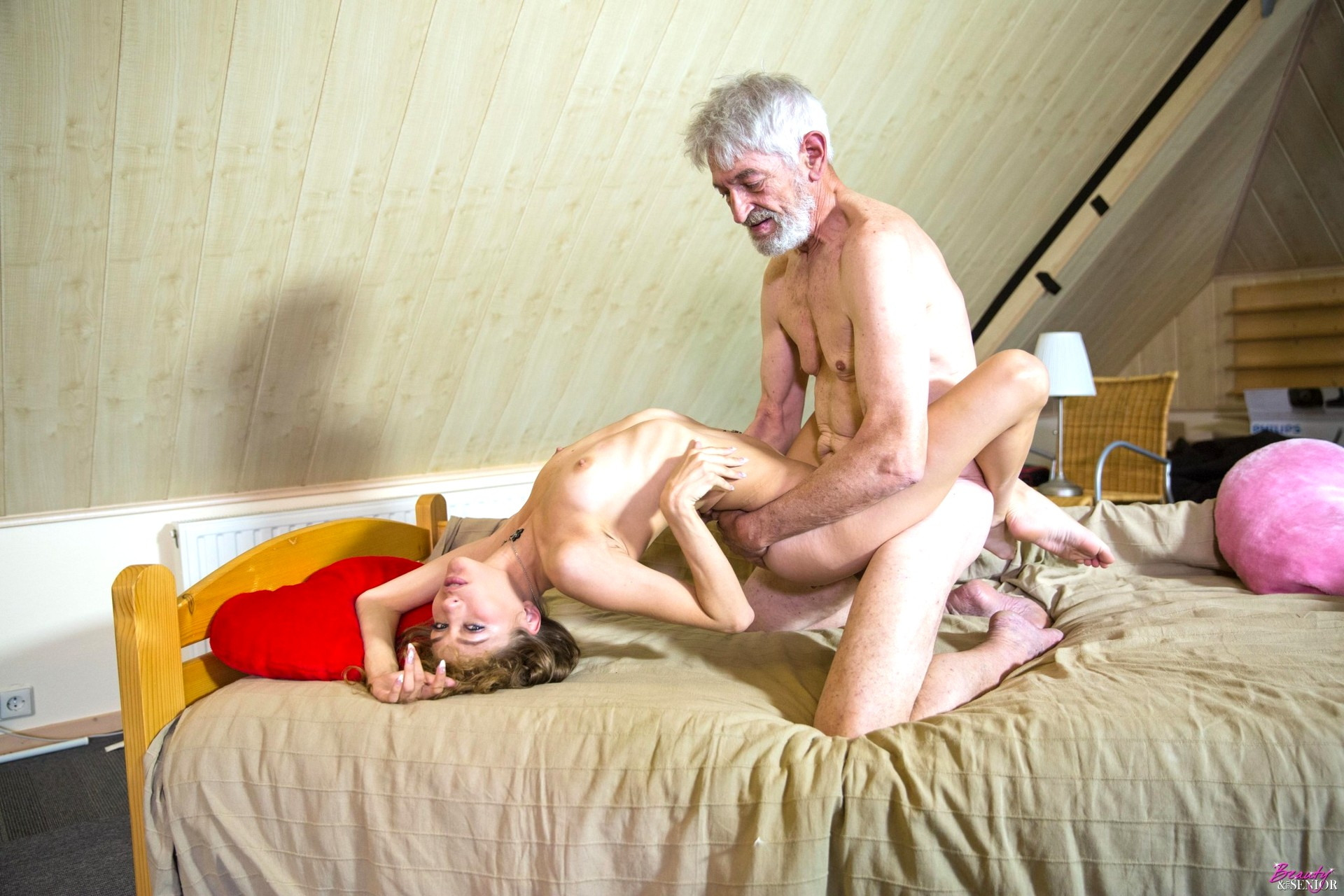 Man sex old #6