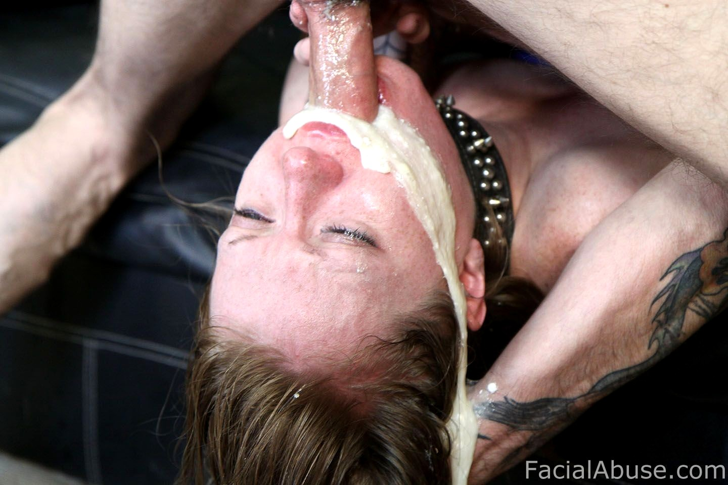 Cock throat puke — photo 7