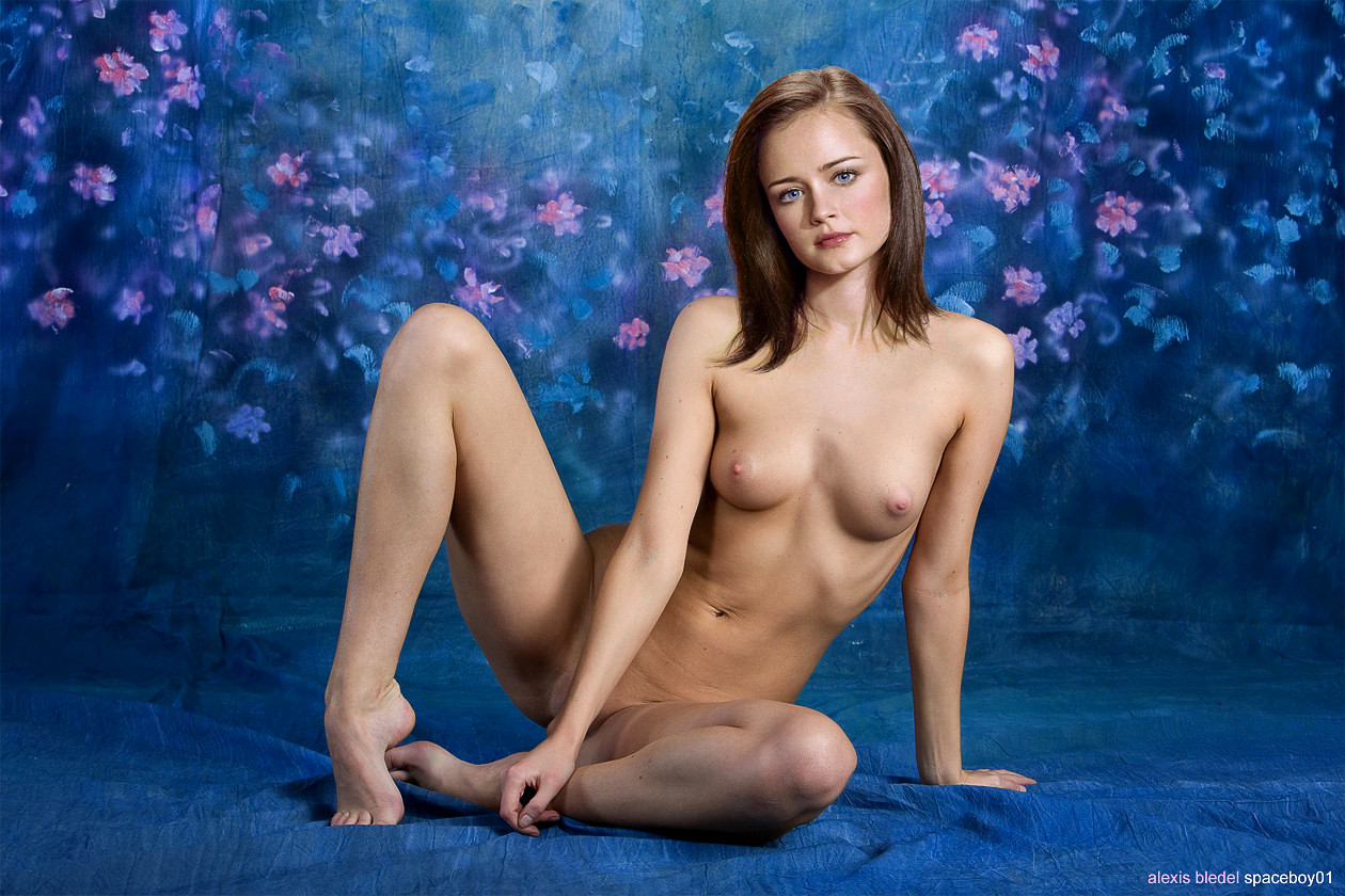 Photo of alexis bledel nude