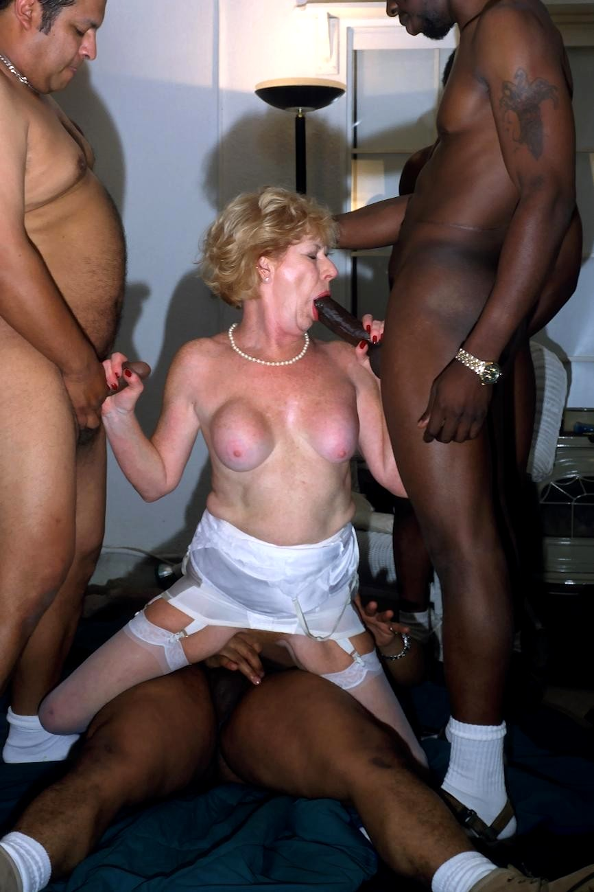 Granny Gangbang Pics And Mature Sex Galleries