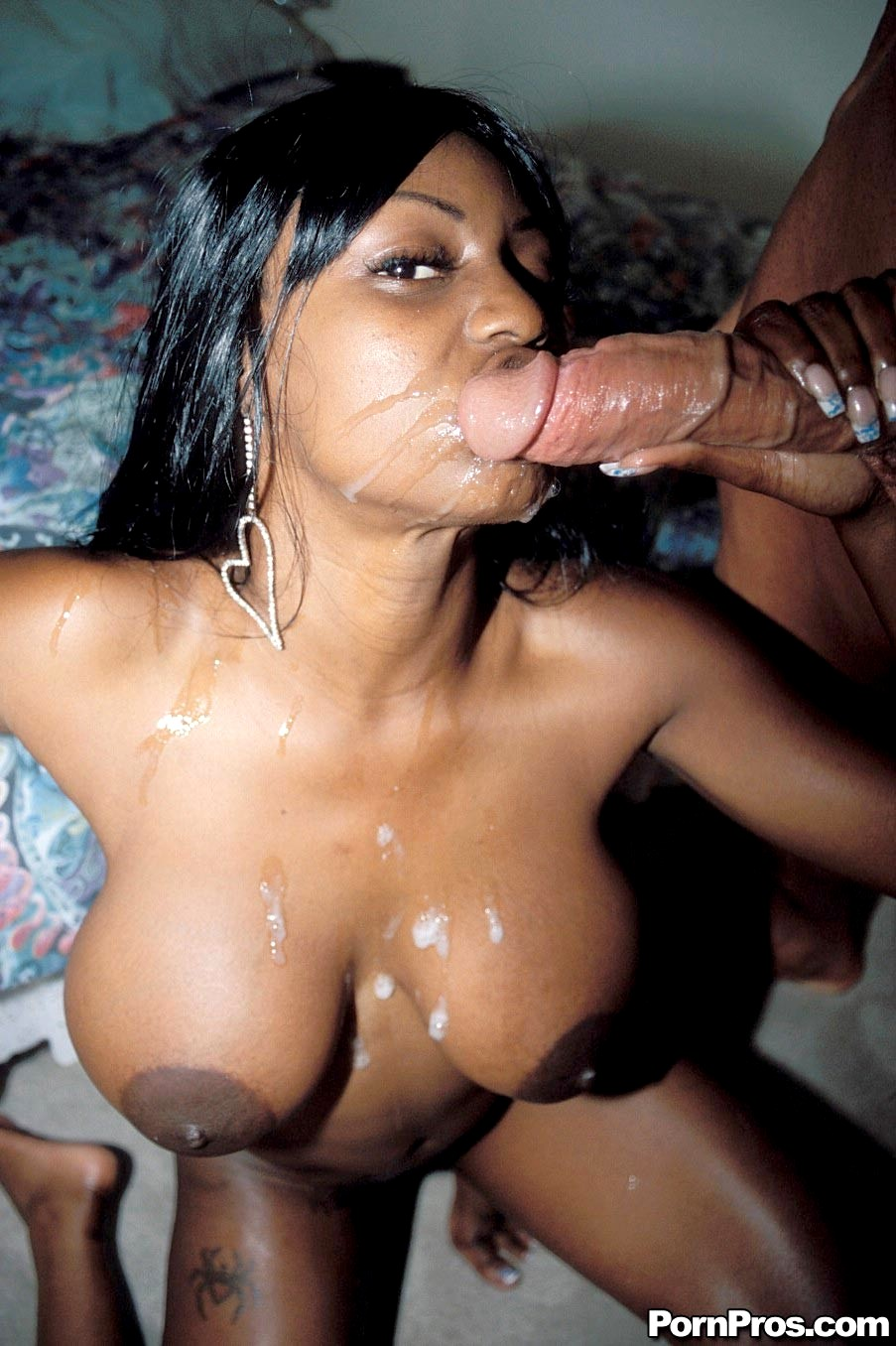 For mad amateur facial black big tits 402