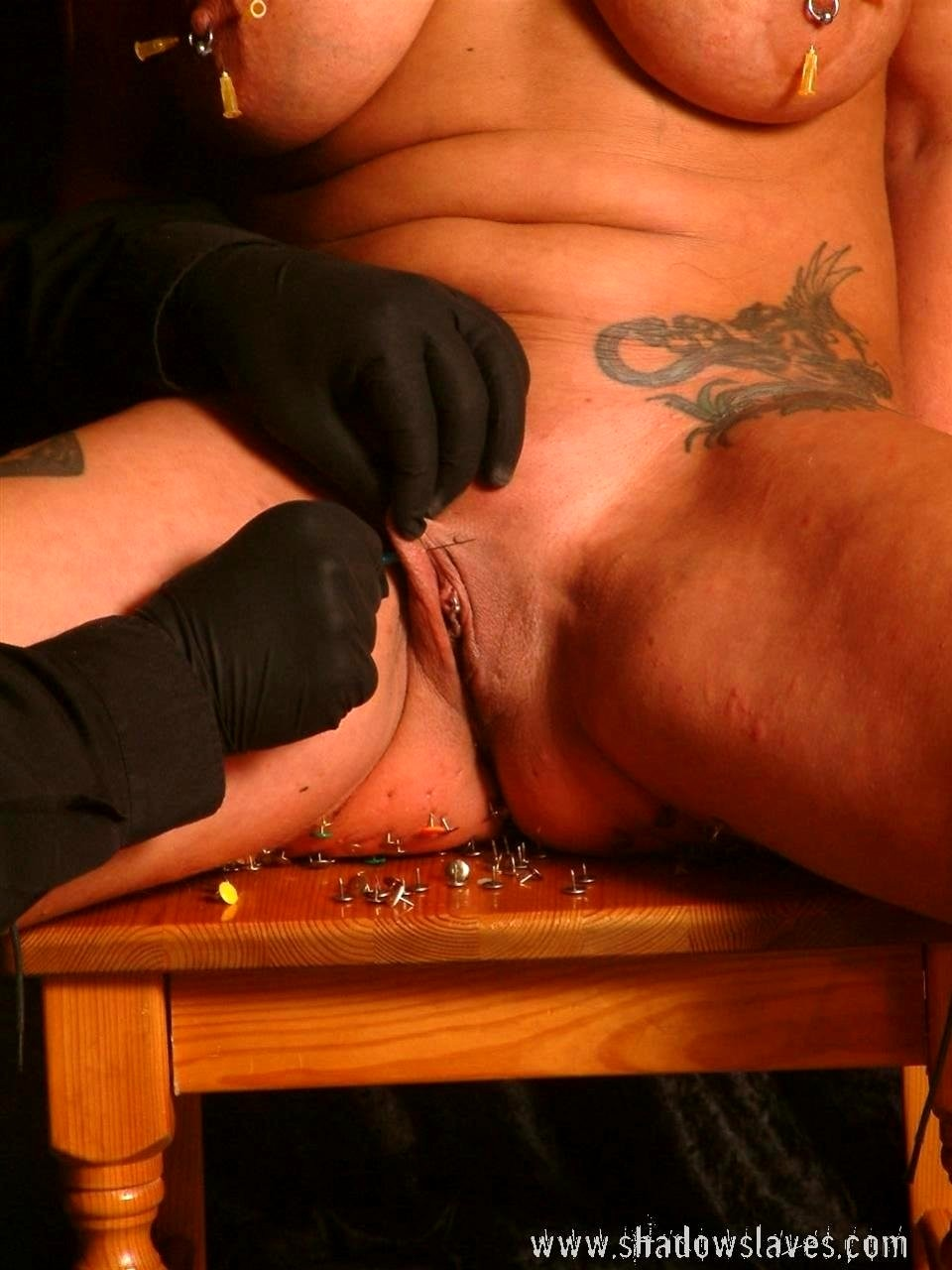 Adult gallery free extreme bdsm piercing pics