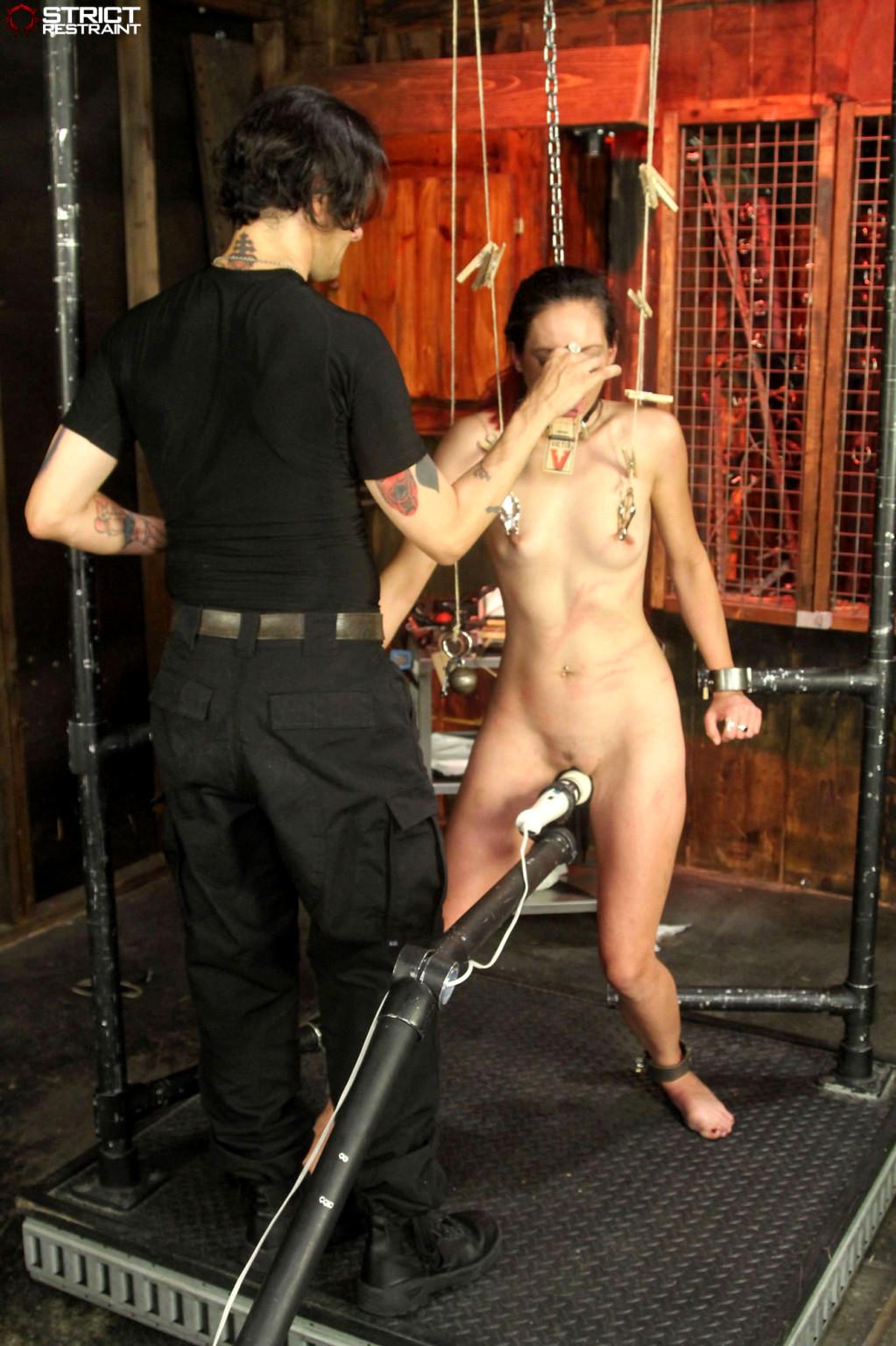 Megan murray bondage