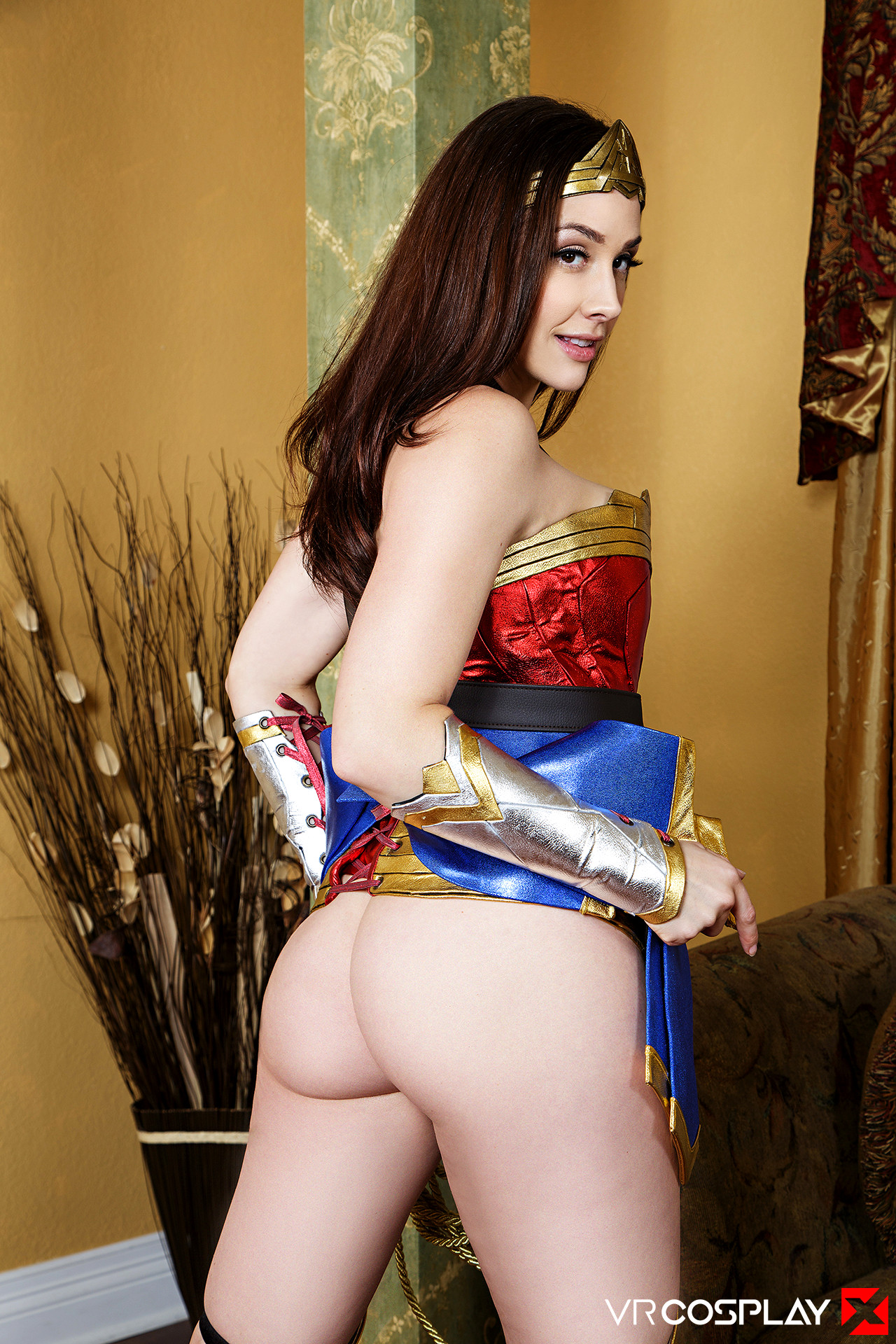Nelly as wonderwoman