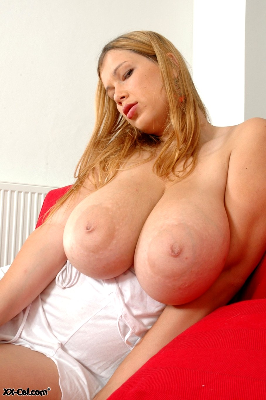 Busty Terry Enormous Natural Tits